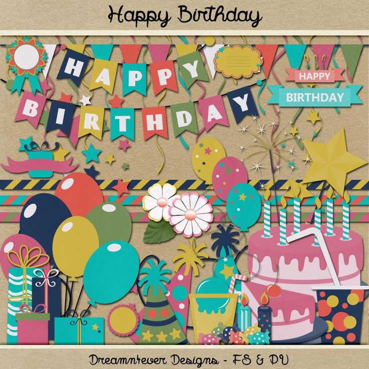 Happy Birthday Scrapbook Download Free How I Book Online Railway Ticket