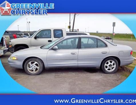 1998 Oldsmobile Intrigue GL Dirt cheap car for sale