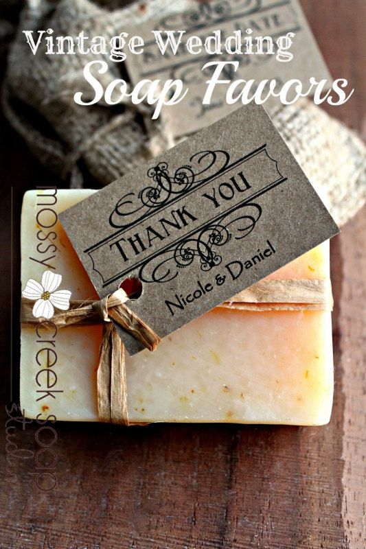 Great Gatsby Style Bridal Shower Favors set of by MossyCreekSoaps, $188.00