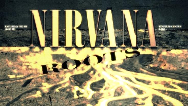 Poster diseño grunge