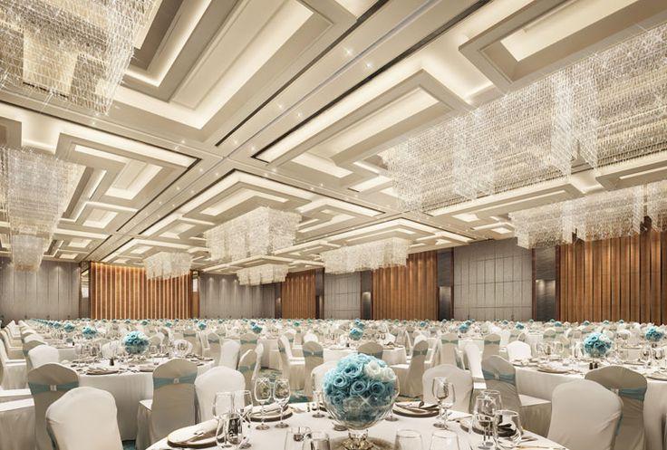 Sheraton Jakarta Gandaria City Hotel Ballroom