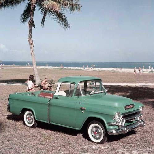 Gmc Car Wallpaper: Pictures Of Vintage GMC Pickup Trucks