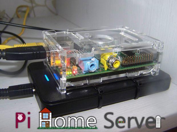 Ultimate Pi Home Server