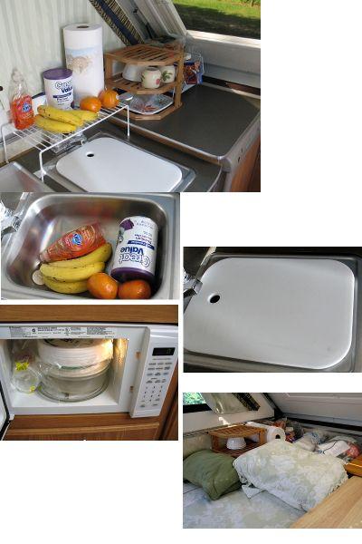 aliner kitchen storage part 2