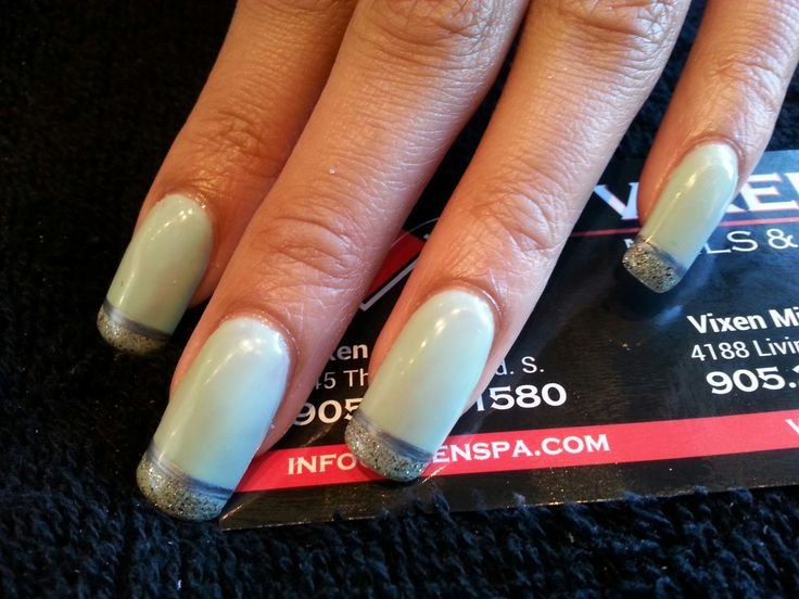 The Perfect French Mani