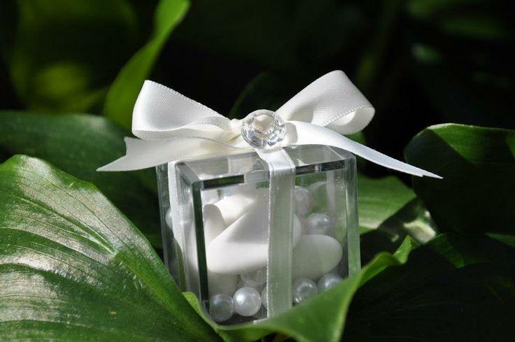 Porta Confetti  Perle