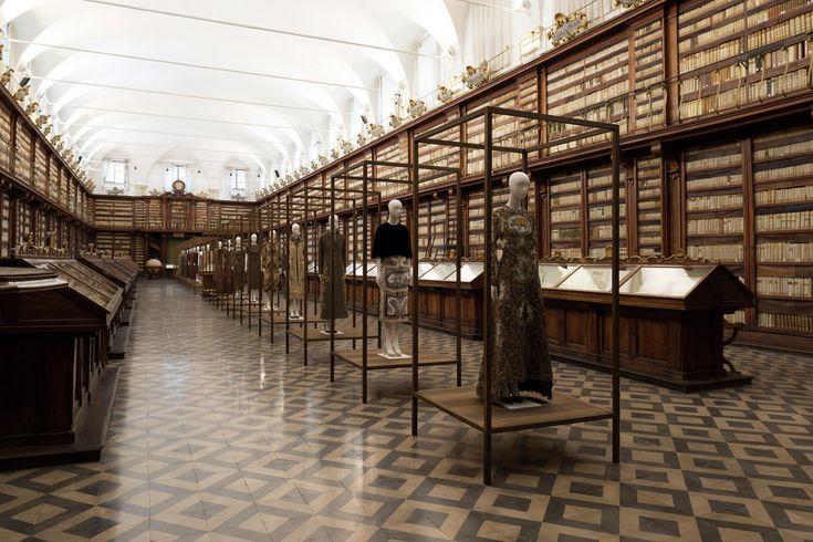 Biblioteca Casanatense. - Mostra Diffusa - The Diffused Exhibition