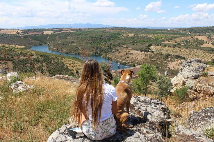 Penas Roias, Mogadouro, Bragança, Portugal