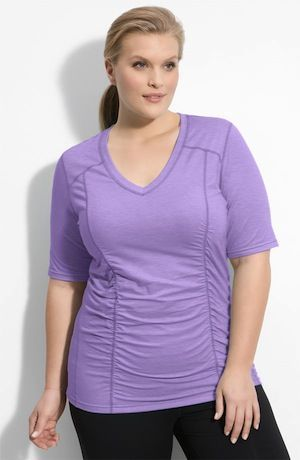 ** I like this What to Look For When Buying For Plus Measurement Exercise Garments