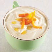 Cheddar peynirli yoğurt sos