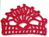 Patrón #1431: Puntilla a Crochet | CTejidas [Crochet y Dos Agujas]