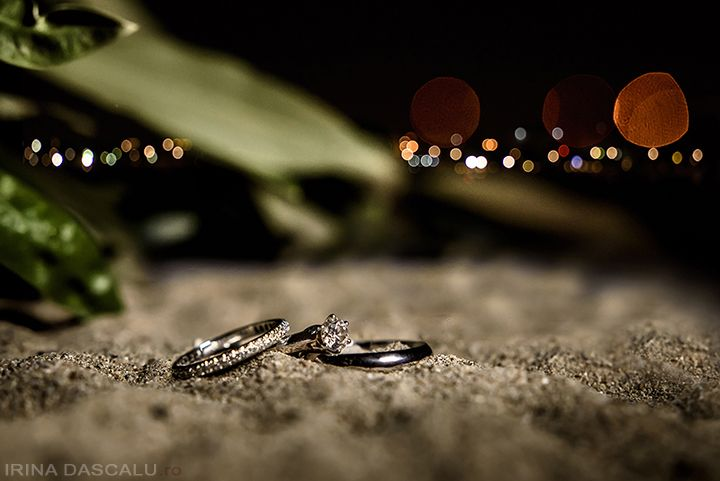 Wedding Rings - Destination Wedding - Glyfada, Greece - Irina Dascalu Photography - Irina Dascalu Photography