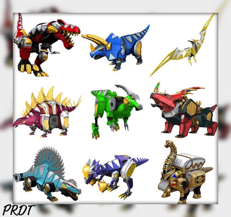 Power Rangers Dino Thunder! by LeoMessiXabiAlonso.deviantart.com on @DeviantArt