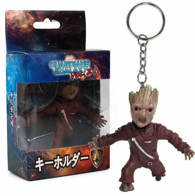 Guardians of the Galaxy Vol. 2 mini Baby GROOT Keychain