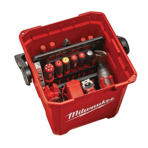"13"" Jobsite Work Box   Milwaukee Tool"