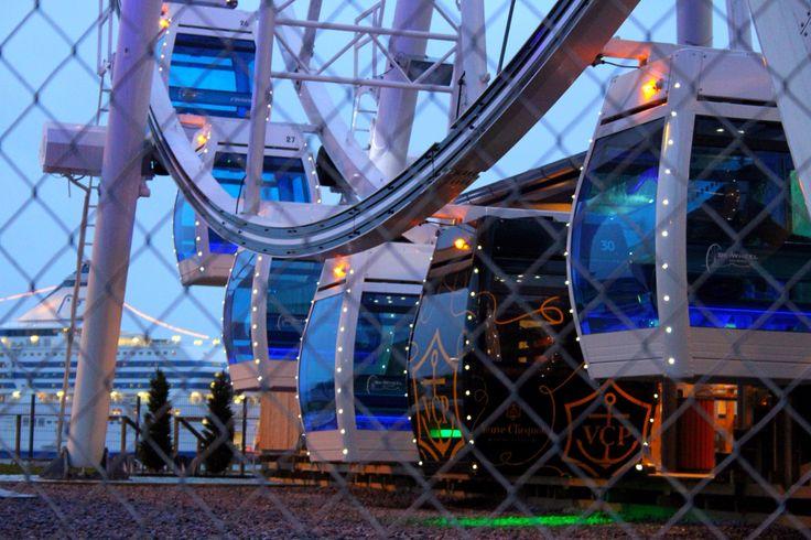 Finnair Sky Wheel Helsinki