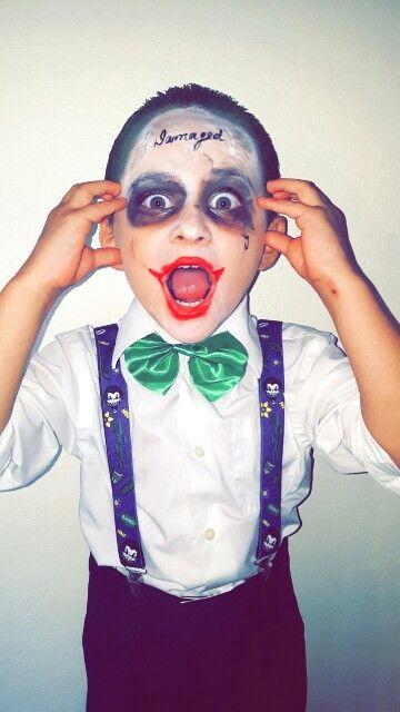 Jared Leto Joker Costume for kids. Suicide squad. #joker #halloween…