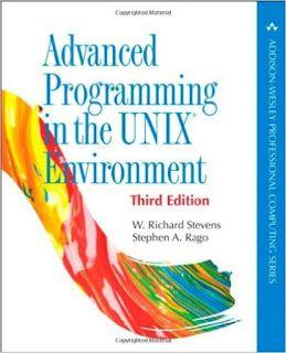 Best UNIX Programming books