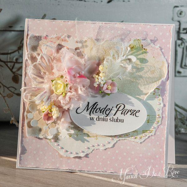 Kartka okolicznościowa - ślub