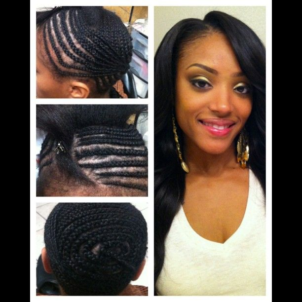 137 best flawless hair sew in braid patterns images on pinterest heres the braiding pattern pmusecretfo Choice Image