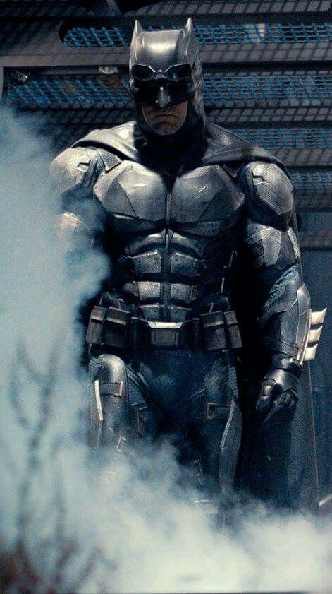 Ben Affleck as Batman (Justice League)