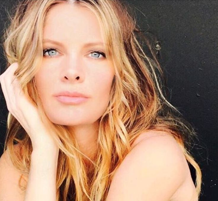 """""""General Hospital"""" Michelle Stafford [Nina Clay] is a very proud mom and has shared several photos of her daughter Natalia Stafford and son Jameson Stafford on social media. One montage Michelle shared captures the true moment in the life of a single mom. For about a week or so Michelle has b"""