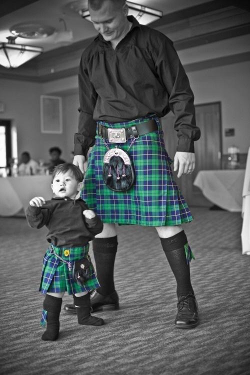 Irish Kilts Men Wearing Is Not New Theyve