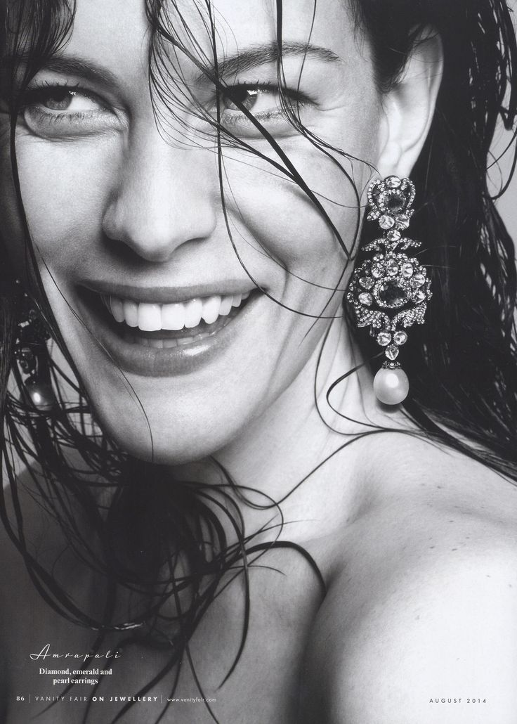 Liv Tyler. Born Liv Rundgren 1 July 1977, New York City, New York, U.S.