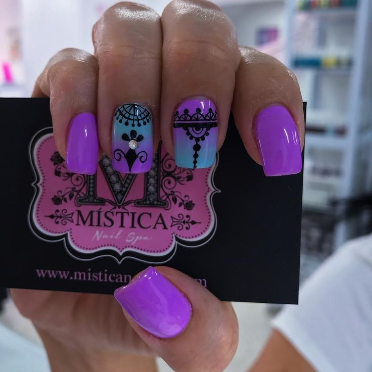 2,213 Likes, 6 Comments - Mistica Nail Spa (@misticanailspa) on Instagram