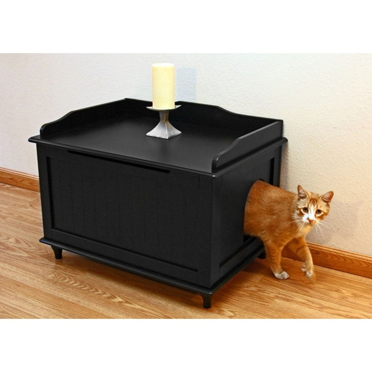 The Designer Catbox Litter Box Enclosure Is A Perfect Solution To Help Keep Your  Litter Box Concealed Yet Easily Accessible To Your Cats. Design Inspirations