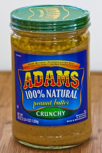 Adams 100% Natural Peanut Butter has been my favorite for years!   I never have liked peanut butter and jelly sandwiches.  I also wasn't e...