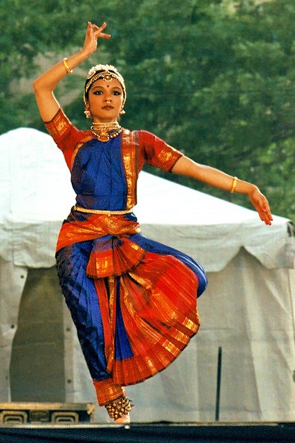 Classical India Dance by StevenM_61, via Flickr
