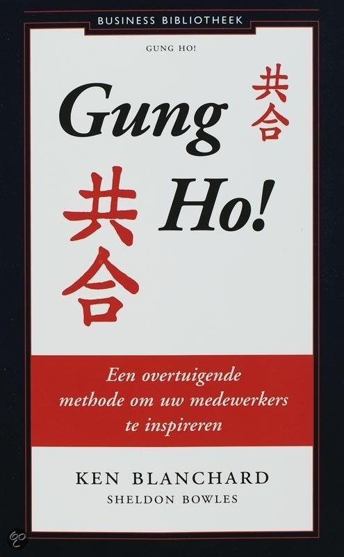 Super boek ter inspiratie voor het motiveren van medewerkers!