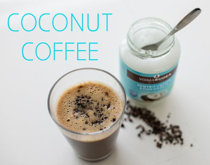 COCONUT COFFEE | Mini Fitness
