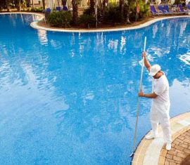 Image result for pool cleaning west palm beach image