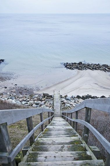 Tisvildeleje, Denmark. One of my favourite beaches!