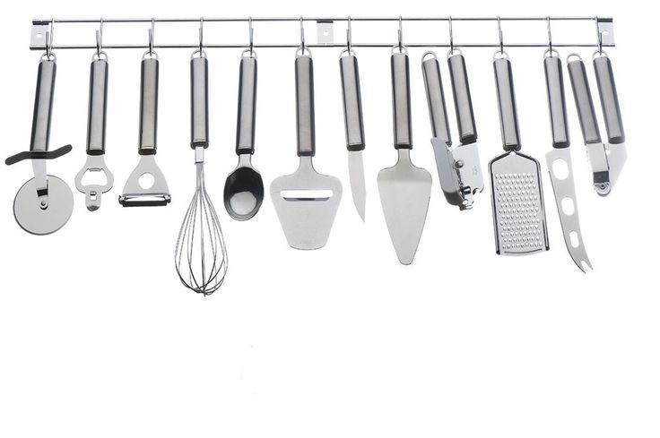 Vonshef 12 Piece Stainless Steel Kitchen Utensils Amp Gadget