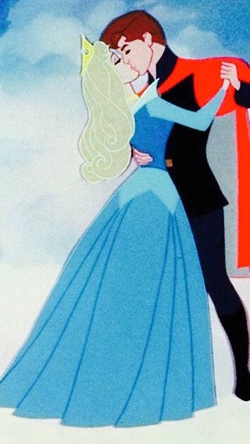 # A FAMOUS KISS SLEEPING BEAUTY