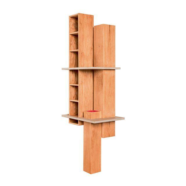 une biblioth que design pour multiplier ses rangements. Black Bedroom Furniture Sets. Home Design Ideas