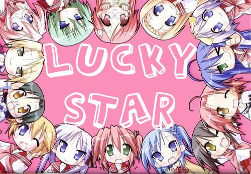 #LuckyStar