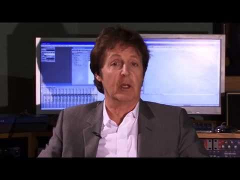 Пол Маккартни - Стеклянные стены - YouTube