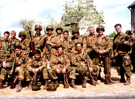 Band of Brothers-Normandy, 1944