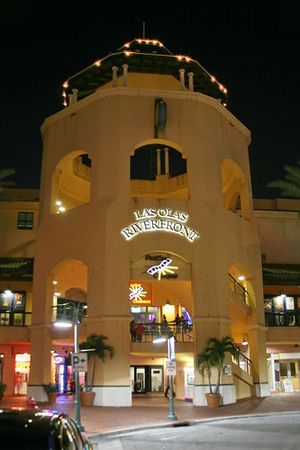 Things in Fort Lauderdale, Florida: Las Olas Riverfront