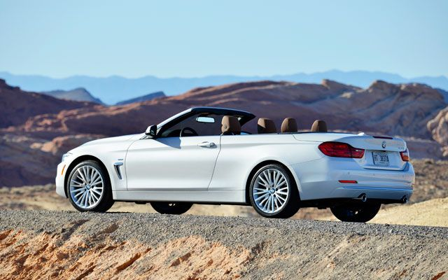 2015 BMW 4 Series Convertible: The Best Gets Better