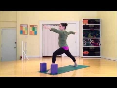 free prenatal yoga videos