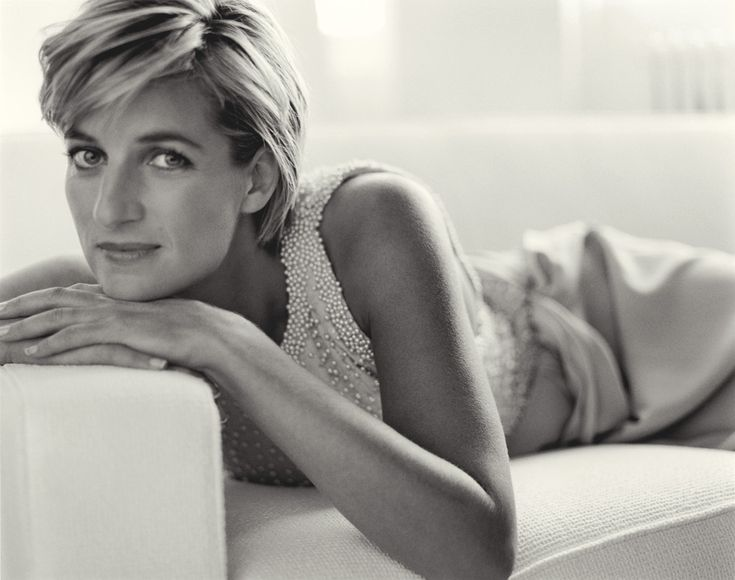 What more is there to say that hasn't already been said? Beautiful shot by Mario Testino