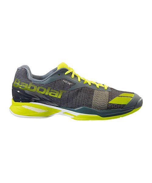 Las zapatillas Babolat Jet Clay son una opción inmejorable para los que buscan el máximo rendimiento dentro de la pista. #Pádel #PádelCompetición #PádelMasculino.