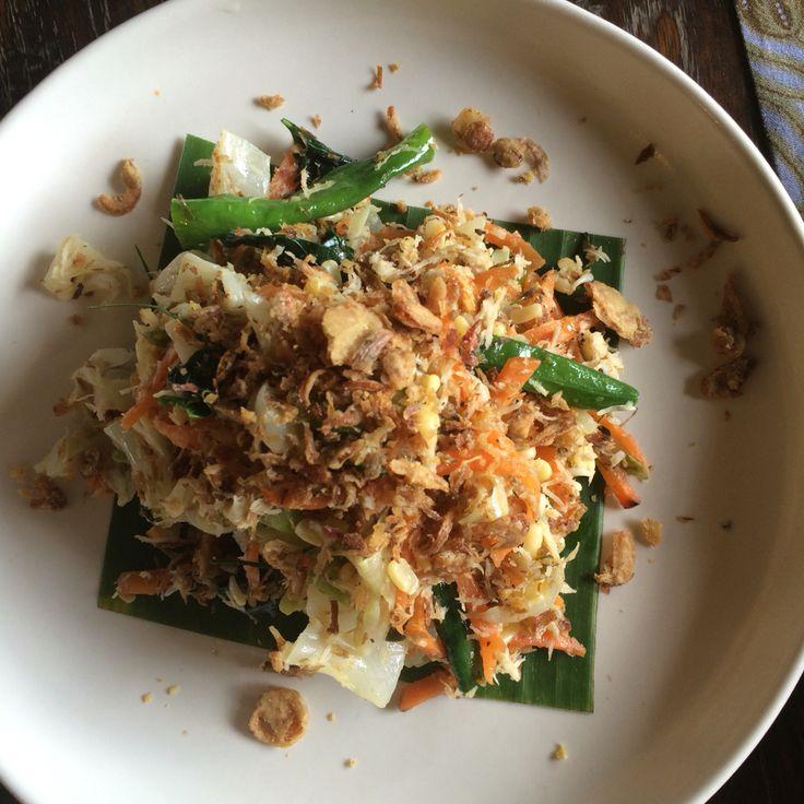 Balinese Vegetable Urap