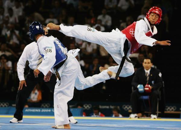 Taekwondo [Twitter / London2012]
