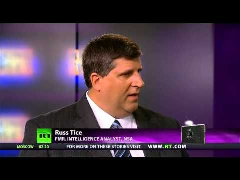 Published on July 9, 2013 - Interview with Whistleblower Russ Tice, the first NSA Whistleblower.
